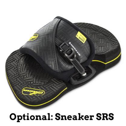 Sneaker SRS Pad & Straps