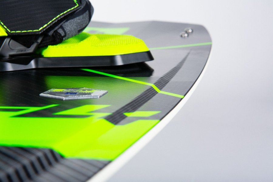 CrazyFly Raptor LTD Kiteboard Step Cap
