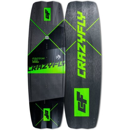 CrazyFly Kiteboard Raptor LTD neon 2020