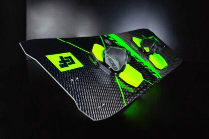 CrazFly Slicer 2020 Leichtwind Kiteboard