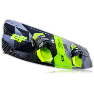 CrazyFly Raptor LTD Neon Kiteboard 2021