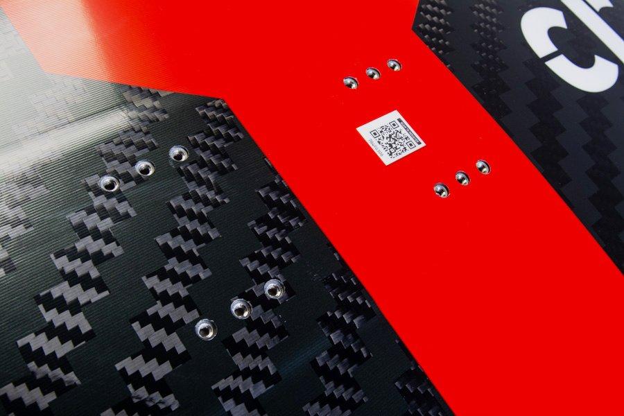 F-Lite Foil Mount Tech