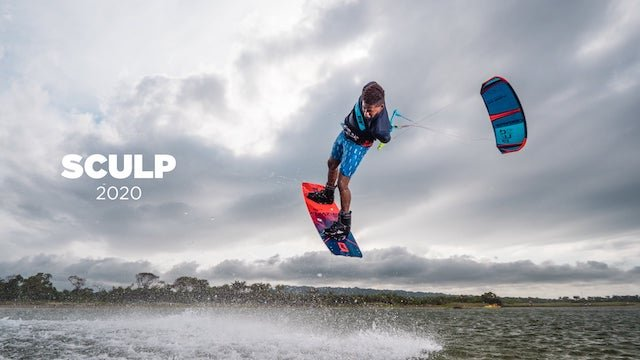 CrazyFly Sculp 2020 Kite 1